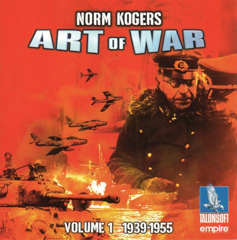 Norm Koger's the Operational Art of War Vol 1: 1939-1955 Windows Other Jewel-Case Front