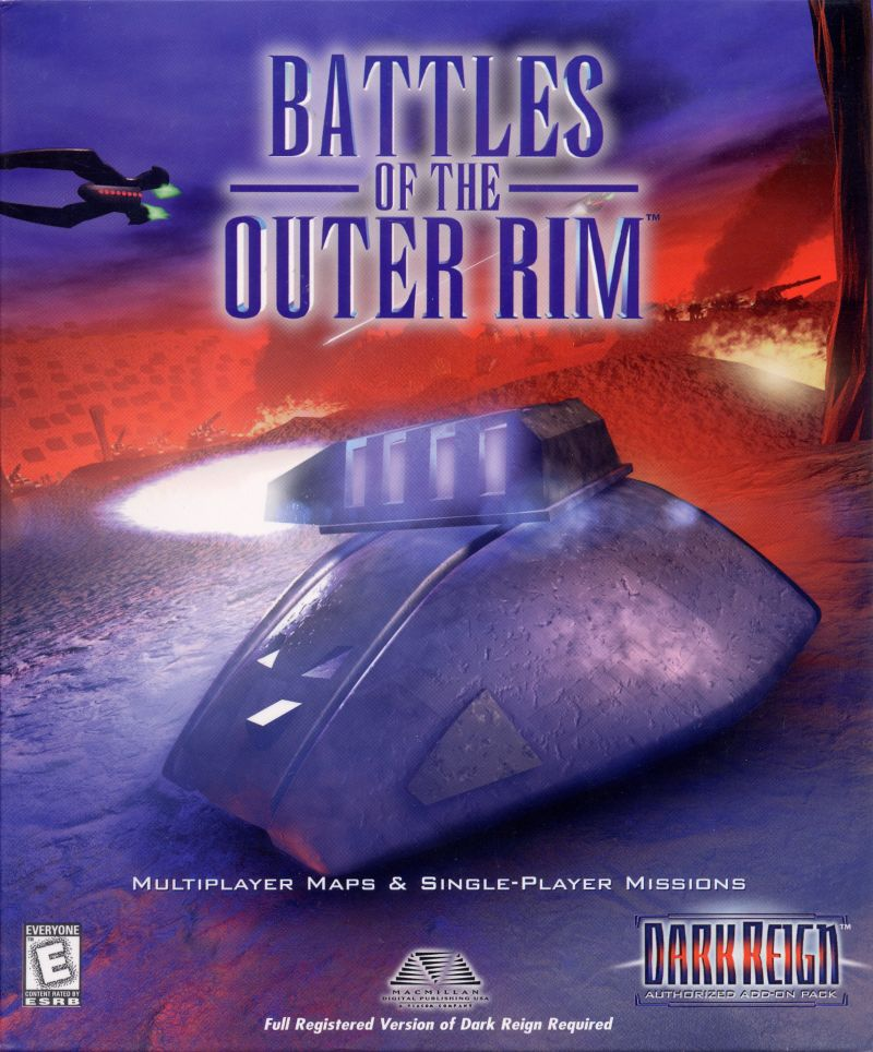 Battles of the Outer Rim Windows Front Cover