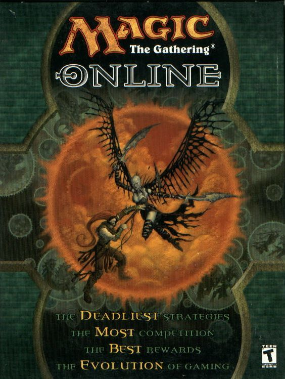 Magic: The Gathering Online Windows Front Cover