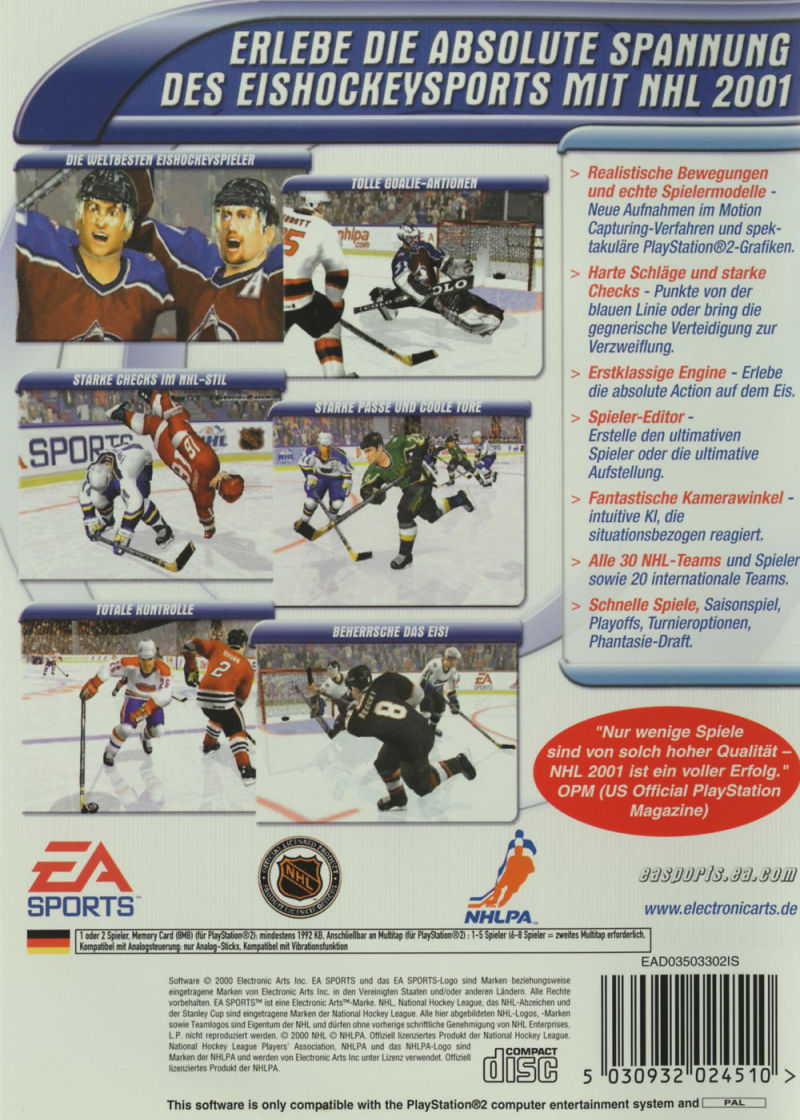 systems buy trade front cover back cover back to thumbsNhl 2003 Cover