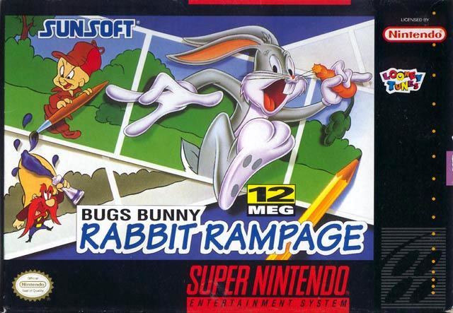 Any good looney tunes games neogaf if my nostalgia mind doesnt fail me this one was pretty awesome voltagebd Images