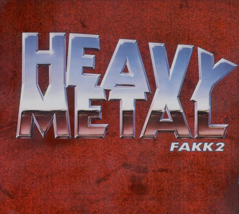 Heavy Metal: F.A.K.K. 2 Windows Other Case - Front