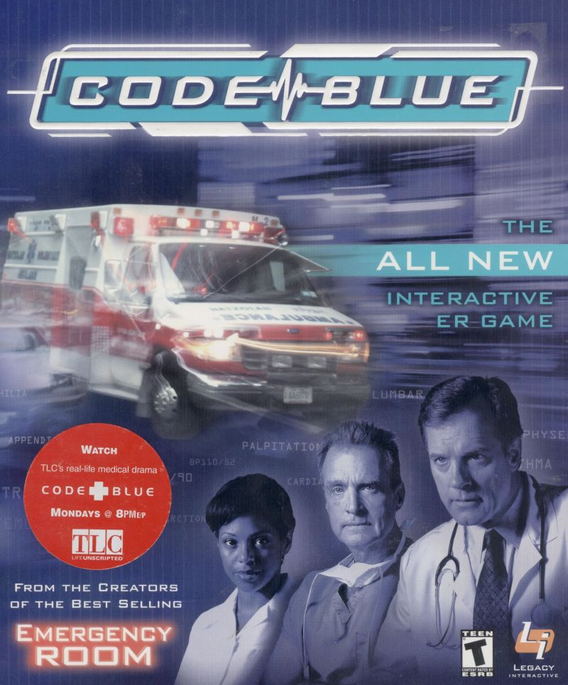 Code Blue Macintosh Front Cover