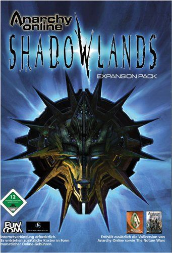 Anarchy Online: Shadowlands Windows Front Cover