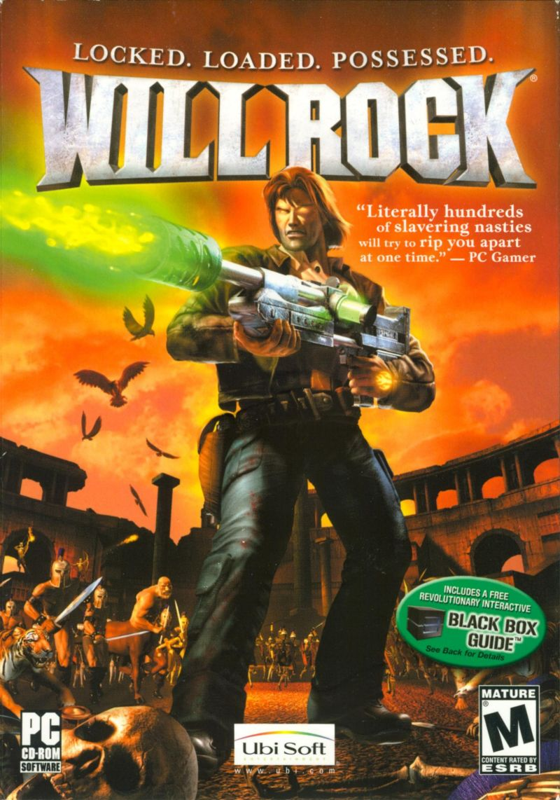Will Rock Windows Front Cover