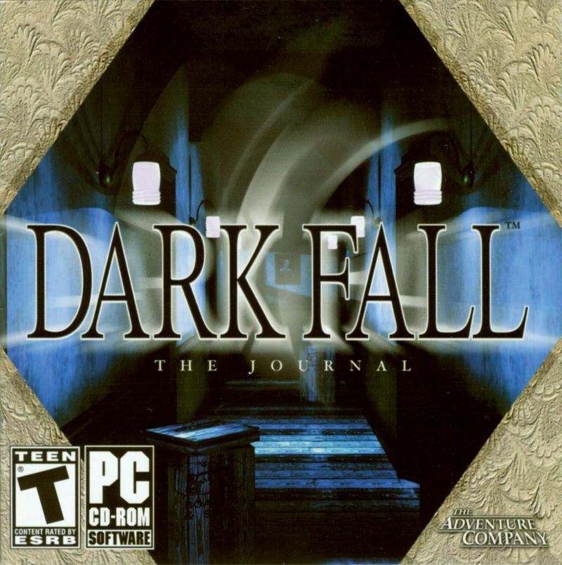 Dark Fall: The Journal Windows Other Jewel Case - Front