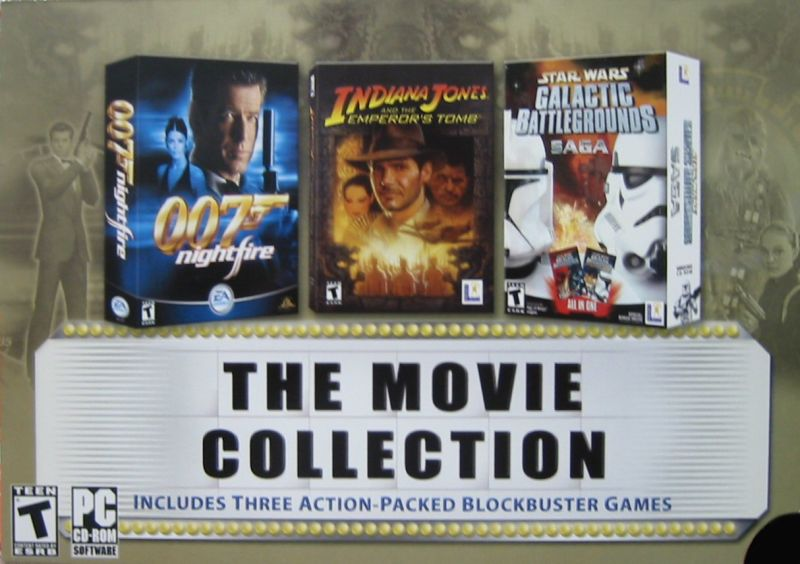 The Movie Collection Windows Front Cover