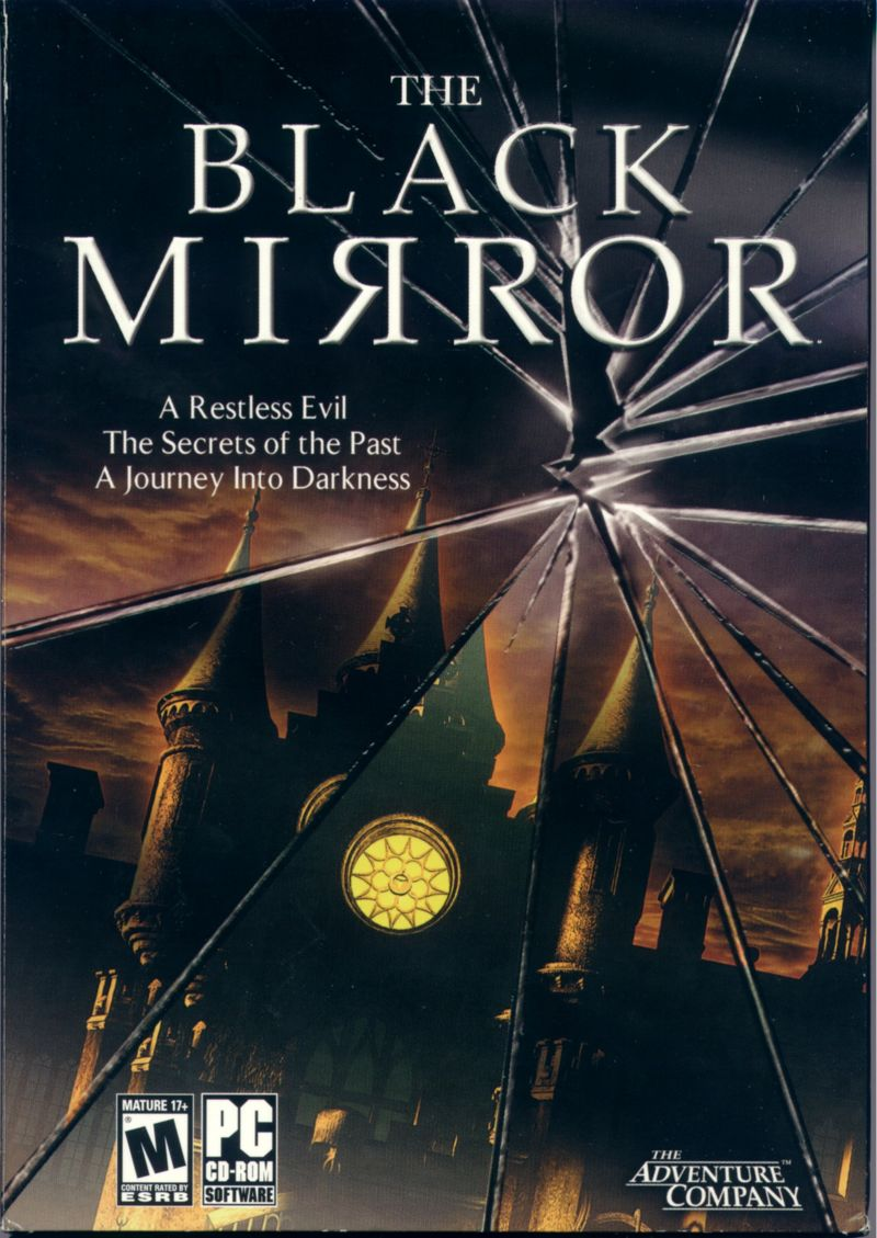 The Black Mirror Windows Front Cover
