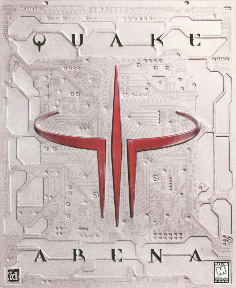 Quake III: Arena Windows Front Cover