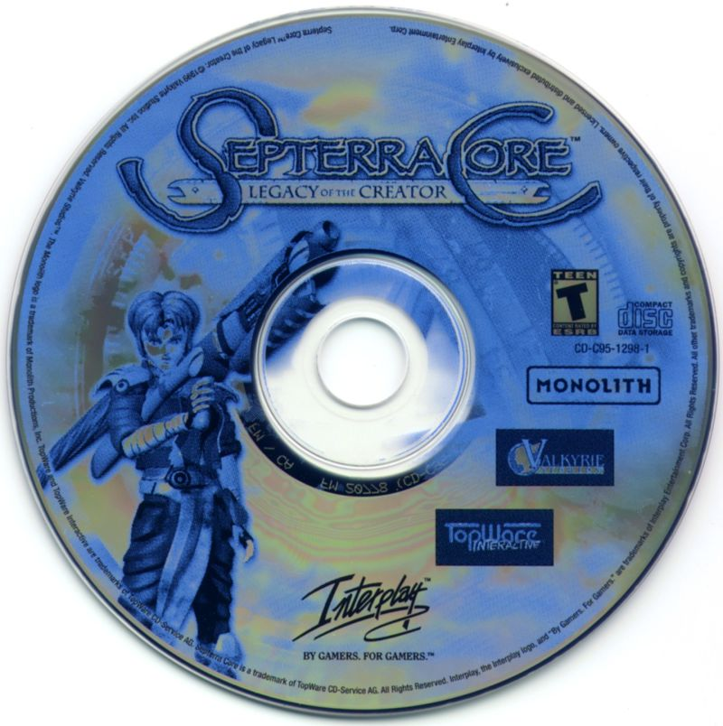 Septerra Core: Legacy of the Creator Windows Media