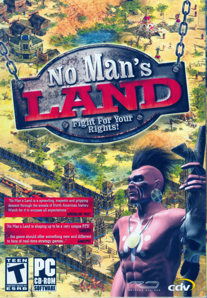 No Man's Land Windows Front Cover