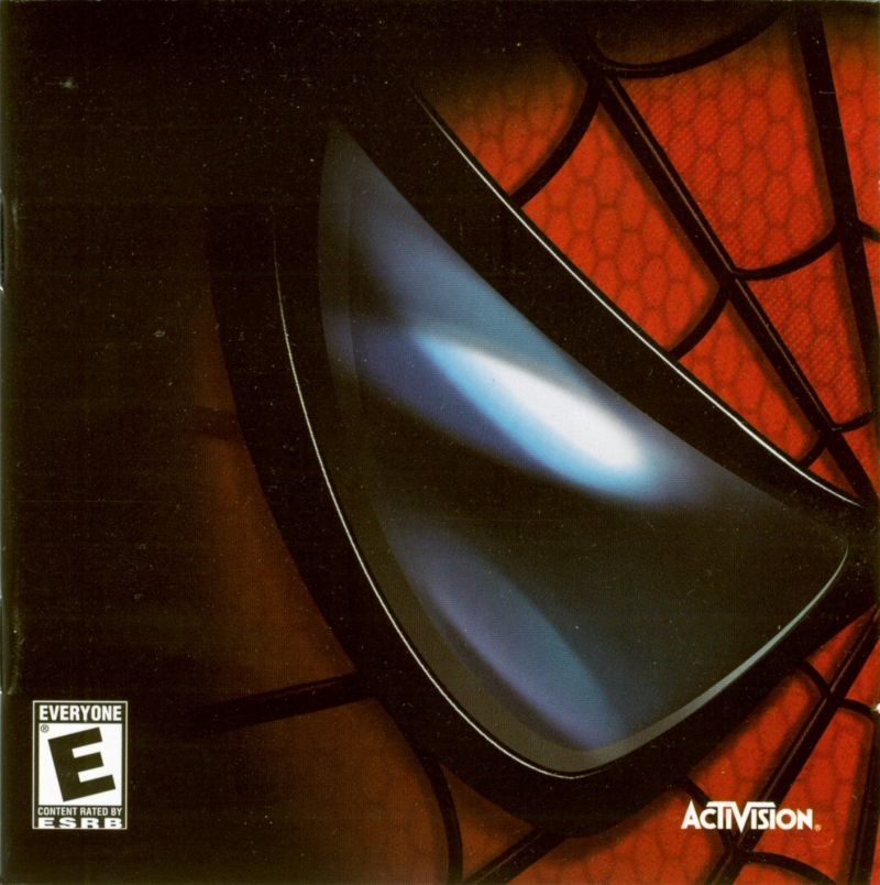 Spider-Man: The Movie Windows Other Jewel Case - Front