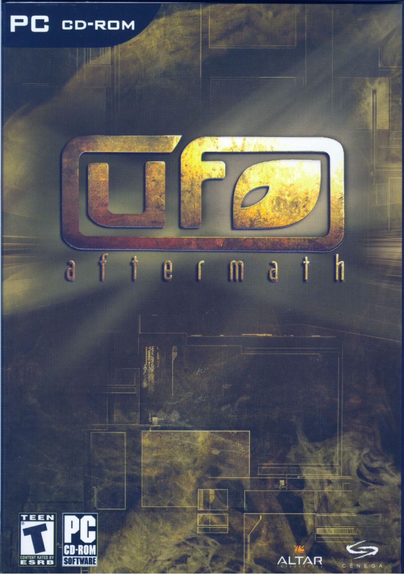 UFO: Aftermath Windows Front Cover