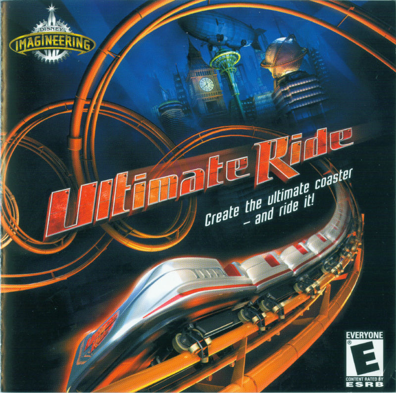 Ultimate Ride Windows Other Jewel Case - Front