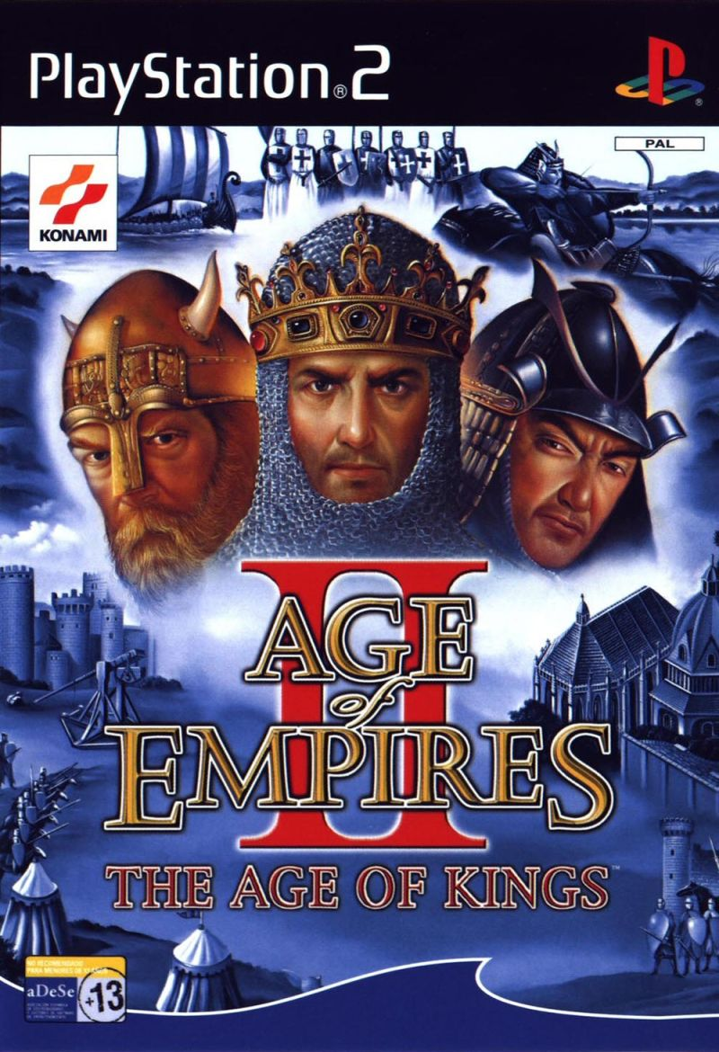 Age of empires 2: The age of kings Xbox Ps3 Ps4 Pc jtag rgh dvd iso Xbox360 Wii Nintendo Mac Linux