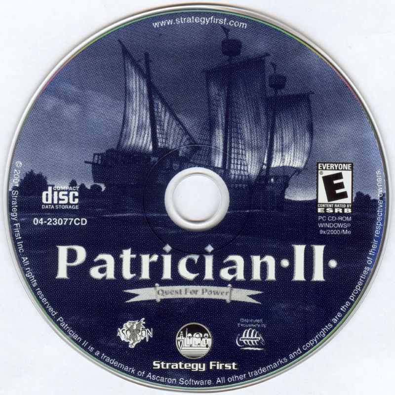 Patrician II: Quest for Power Windows Media