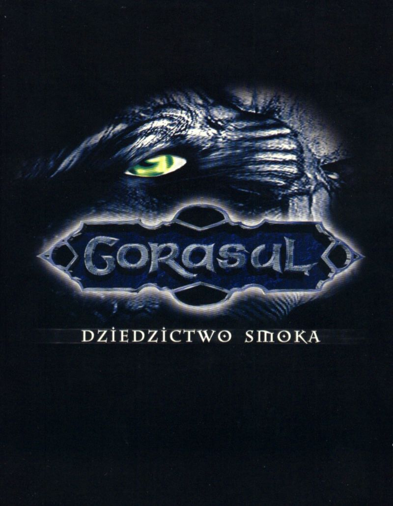 Gorasul: The Legacy of the Dragon Windows Other Disc Holder - Front