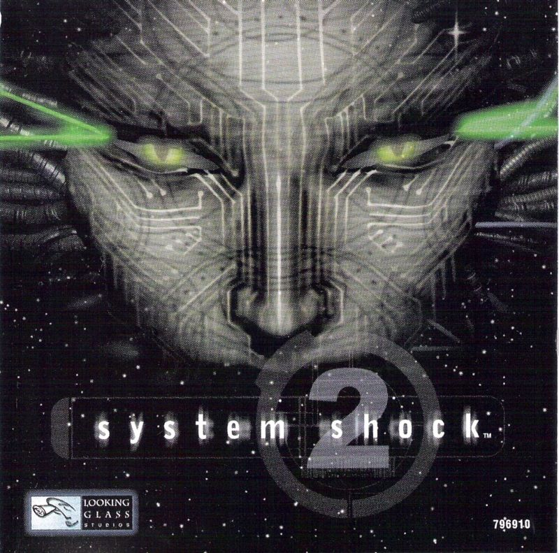 System Shock 2 Windows Other Jewel Case - Front