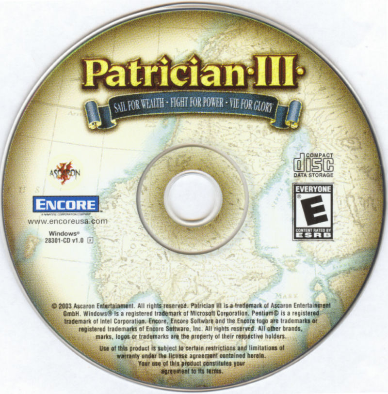 Patrician III Windows Media