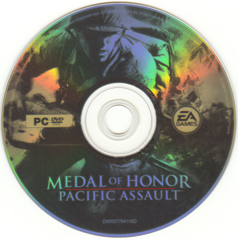 Medal of Honor: Pacific Assault Windows Media