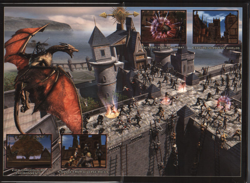 Lineage II: The Chaotic Chronicle Windows Inside Cover