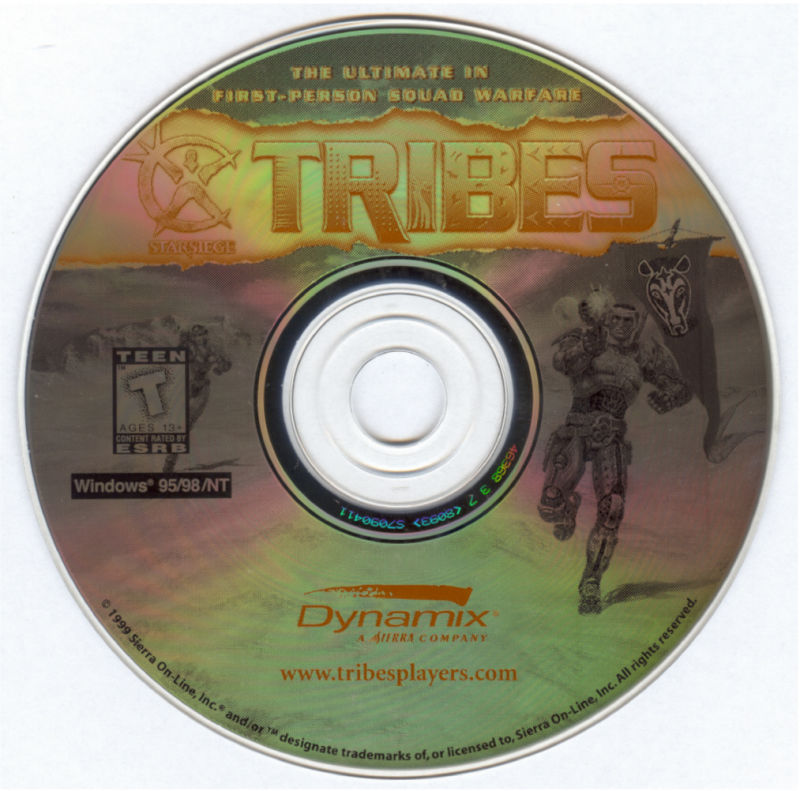 Starsiege: Tribes Windows Media