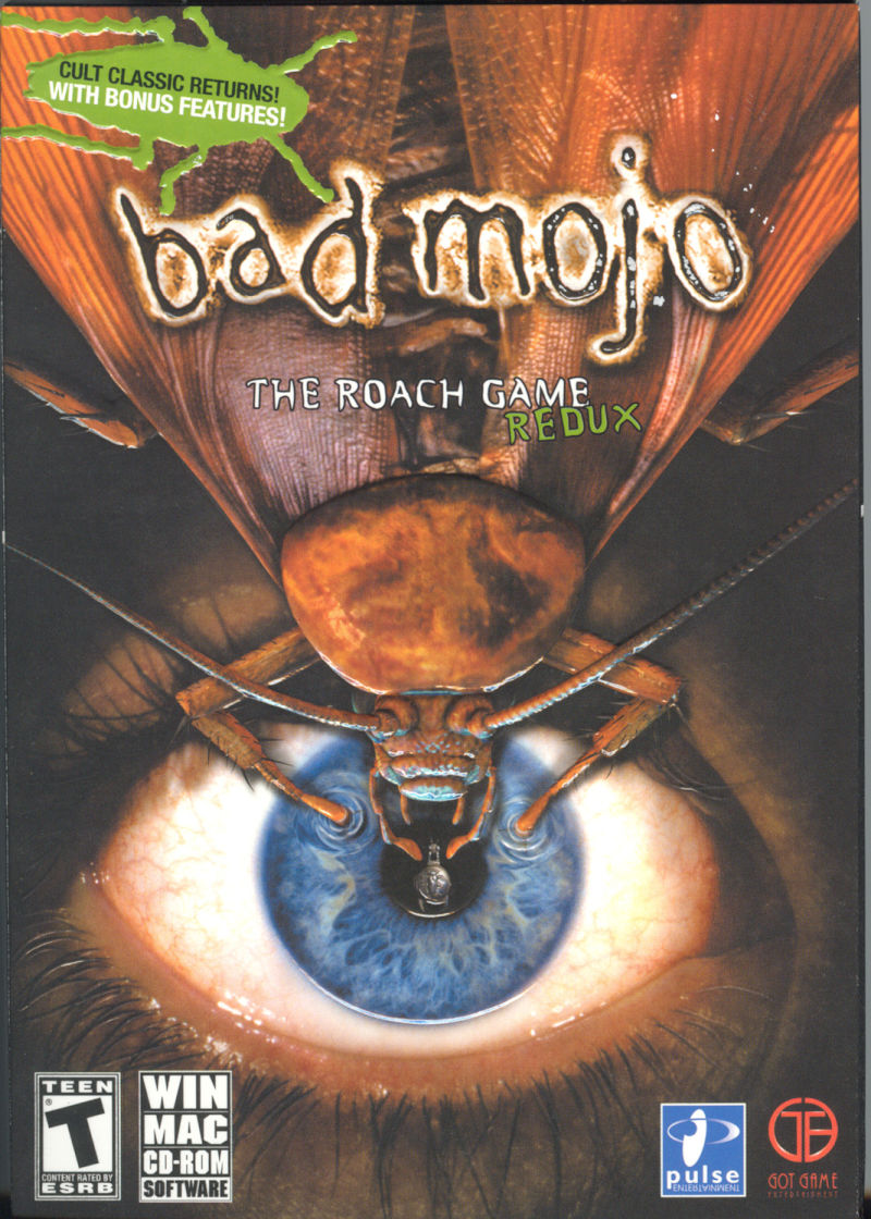 Bad Mojo Redux Macintosh Front Cover