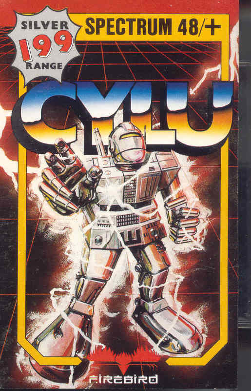 Cylu ZX Spectrum Front Cover