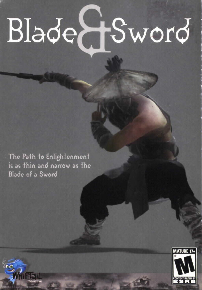 Blade & Sword Windows Front Cover