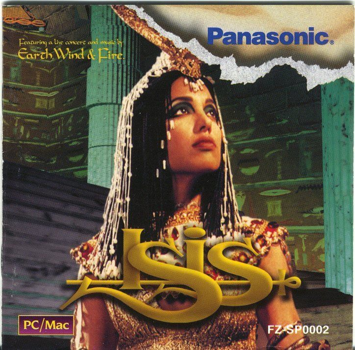 Isis Macintosh Front Cover