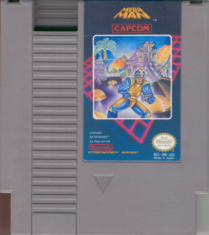 Mega Man NES Media