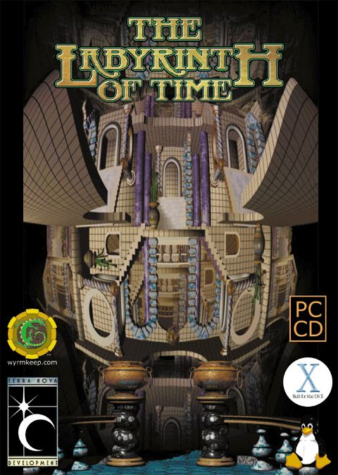The Labyrinth of Time Linux Front Cover