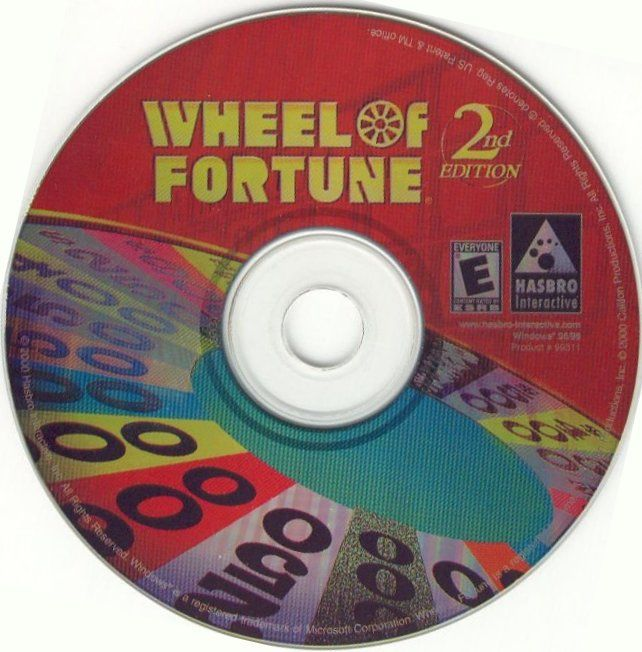 wheel of fortune 2nd edition board game instructions