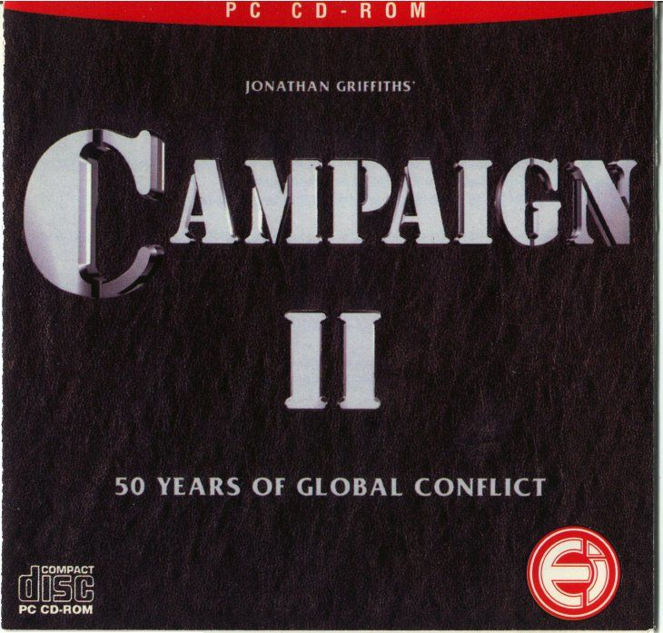 Campaign II DOS Front Cover
