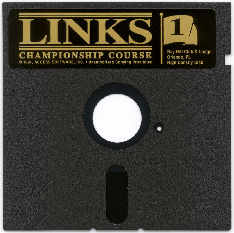 Links: Championship Course - Bay Hill Club & Lodge DOS Media
