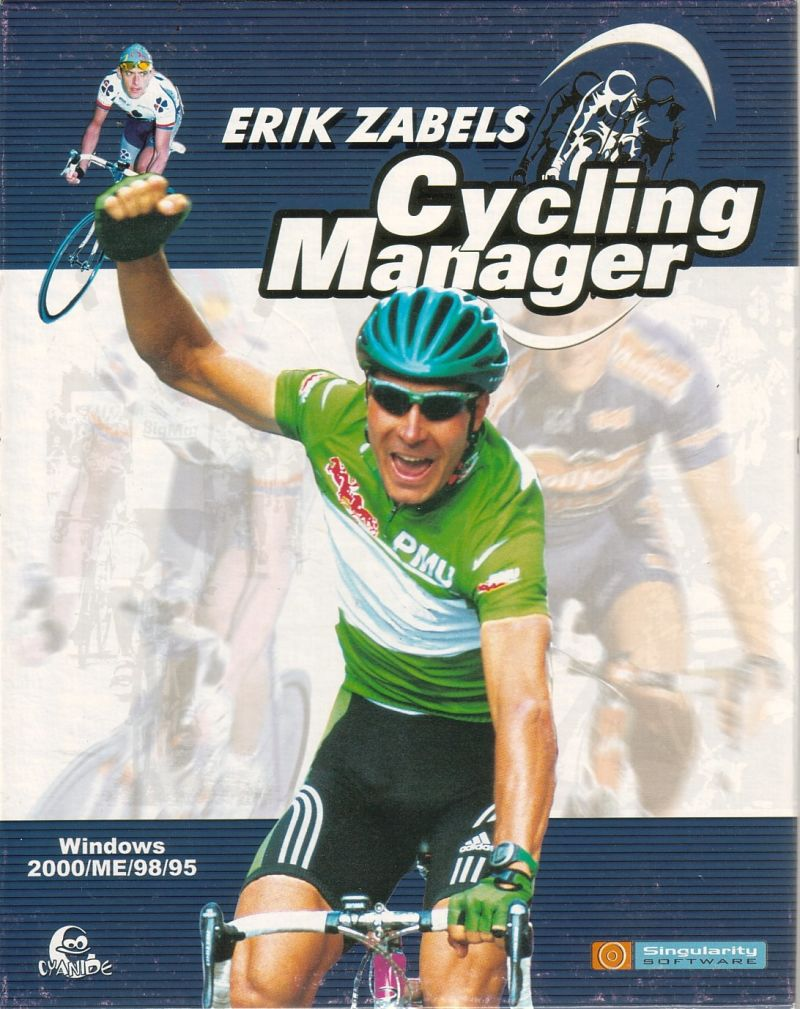 Cycling Manager Windows Front Cover