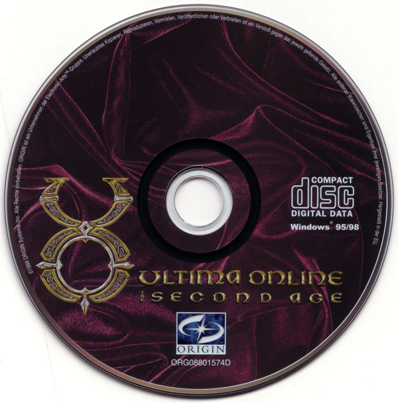 Ultima Online: The Second Age Windows Media