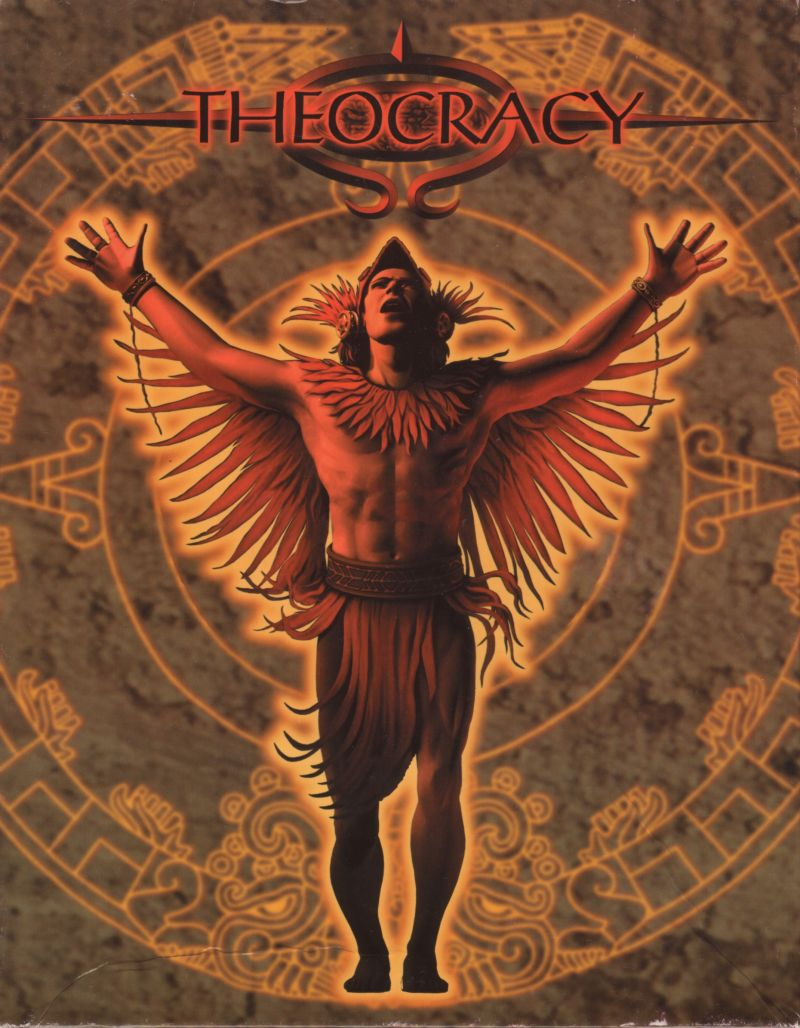 Theocracy Linux Front Cover