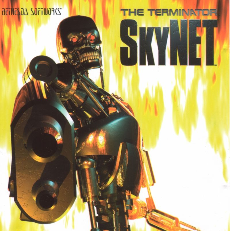 SkyNET DOS Other Jewel Case - Front
