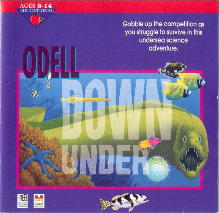 Odell Down Under Macintosh Front Cover