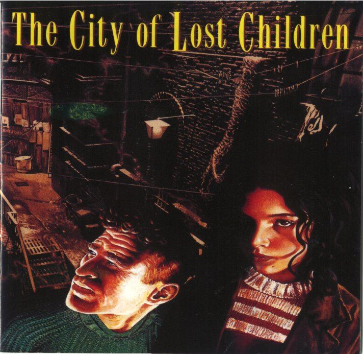 The City of Lost Children DOS Other Jewel Case - Front