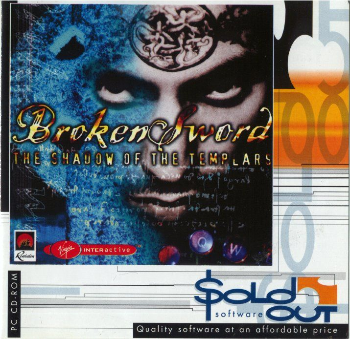 Circle of Blood DOS Other Jewel Case - Front