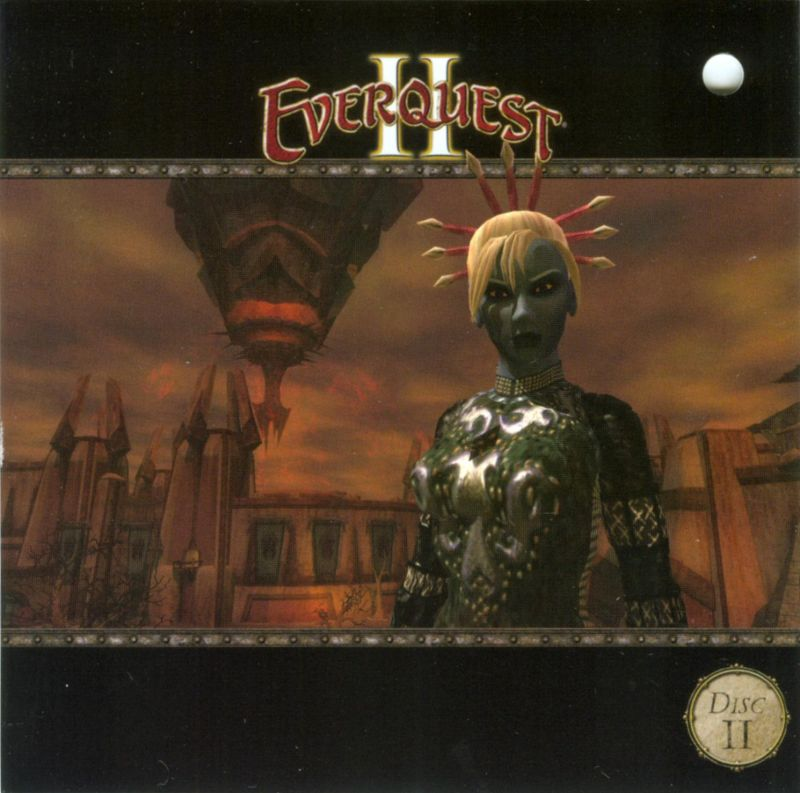 EverQuest II Windows Other Disc 2 Holder - Front