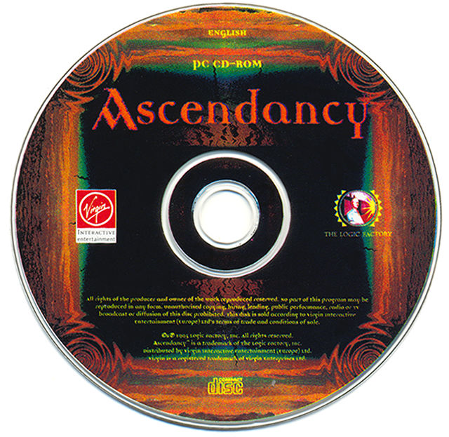 Ascendancy DOS Media