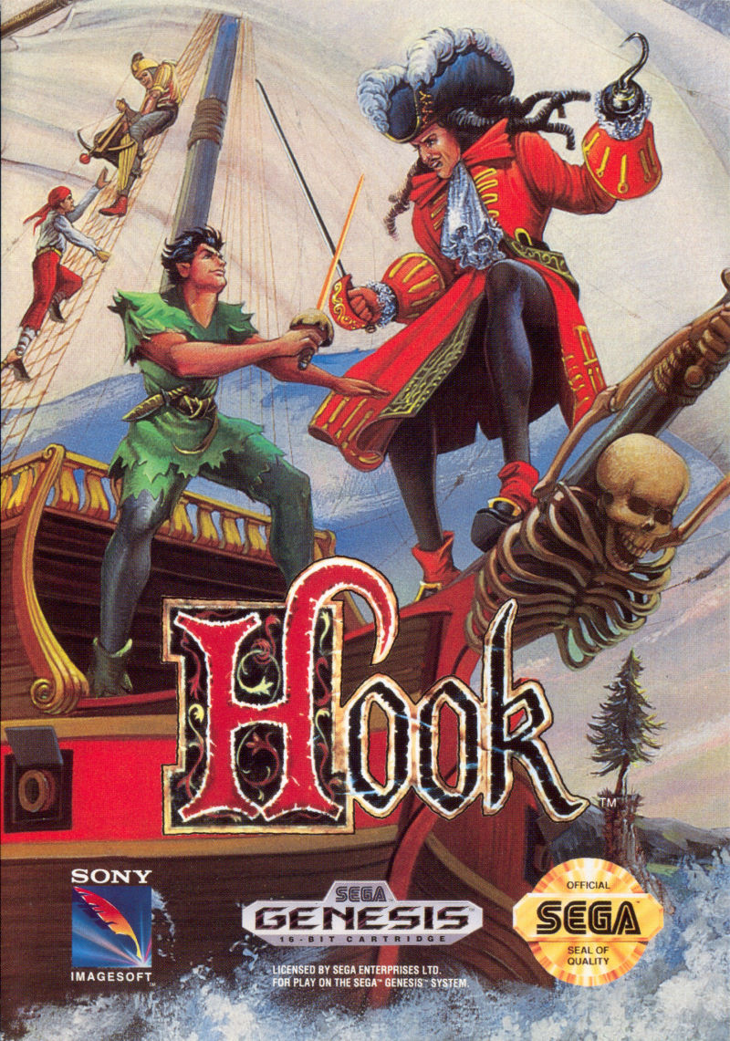 Hook Genesis Front Cover