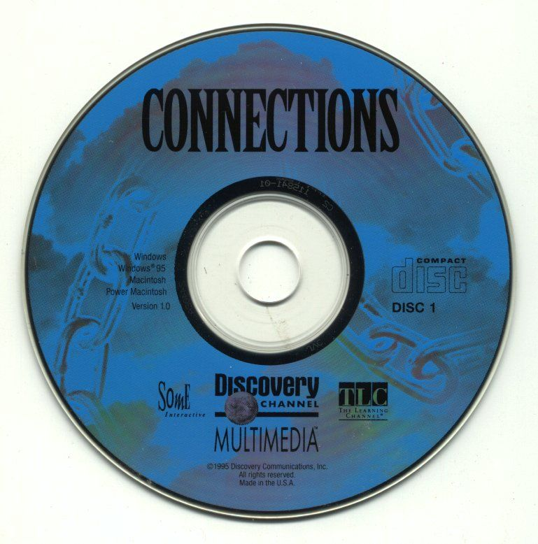 Connections Windows Media Disc 1/2