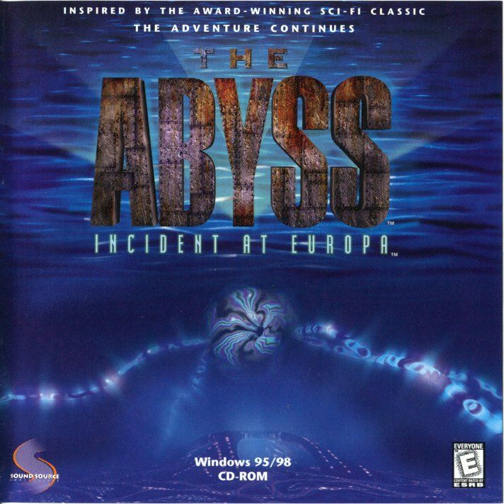 The Abyss: Incident at Europa Windows Other Jewel Case - Front