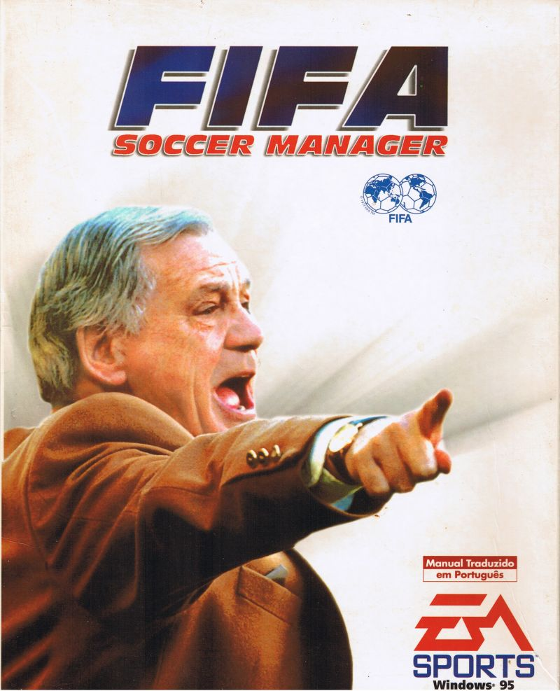 FIFA Soccer Manager Windows Front Cover
