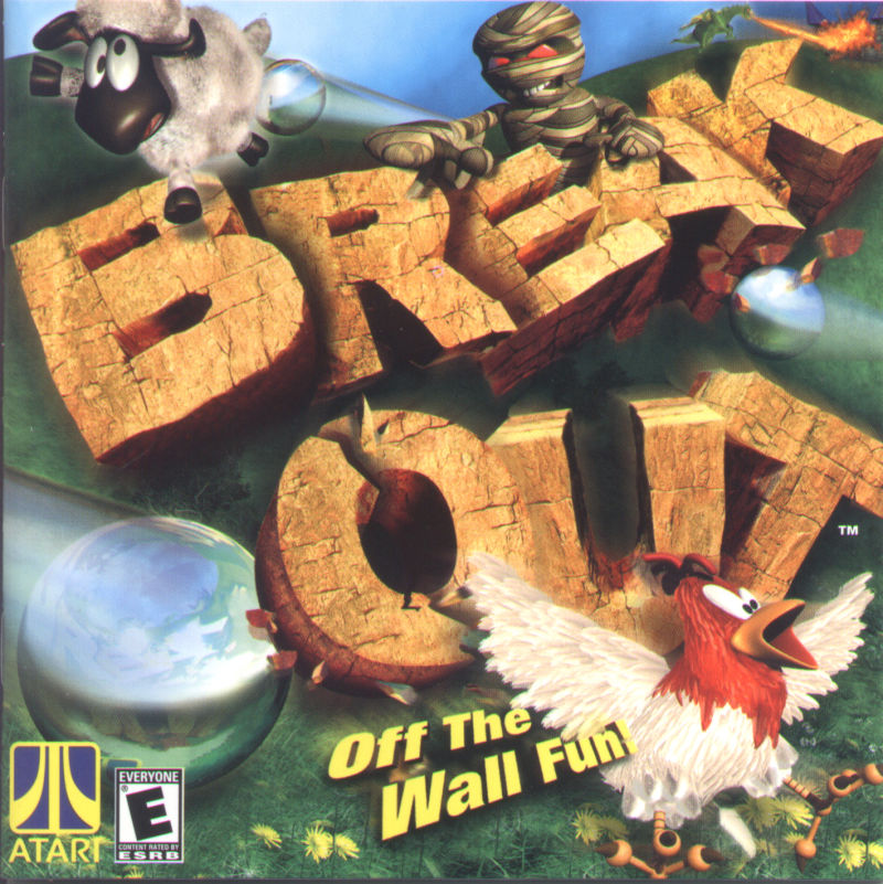 Breakout Windows Front Cover