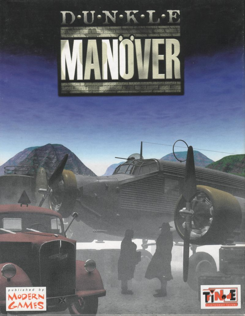 Dunkle Manöver Windows Front Cover